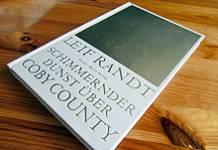 Einfach nur schön: Schimmernder Dunst über Coby County von Leif Randt 1
