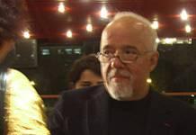 Paulo Coelho auf der Buchmesse: »Die Buchbranche steht dem Internet mit einem gewissen Mangel an Verständnis gegenüber«