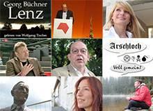 Die besten Wünsche für 2013 mit unserem literarischen Jahresrückblick 2012!
