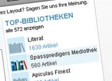 Bücher-Communities im Web: Nur ein Austausch von Höflichkeiten?