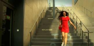 Screnshot aus dem Video von Dana Grigorcea