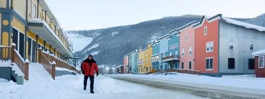 Ein Feuer machen: Eine Reise zu Jack London in den Yukon