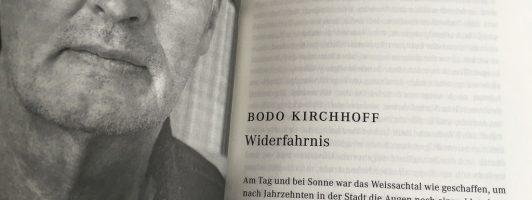 Bodo Kirchhoff: Widerfahrnis