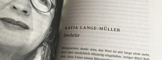 Katja Lange-Müller: Drehtür
