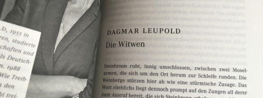 Dagmar Leupod: Die Witwen
