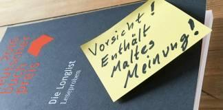 Maltes Meinung: Die Longlist zum Deutschen Buchpreis 2016 (3/4)