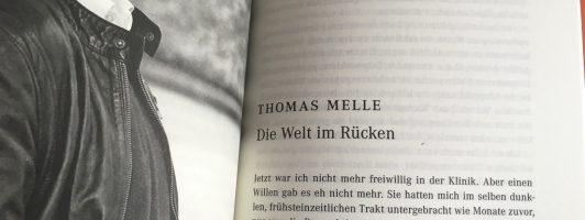 Thomas Meile: Die Welt im Rücken