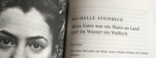 Michelle Steinbeck: Mein Vater war ein Mann am Land und im Wasser ein Walfisch