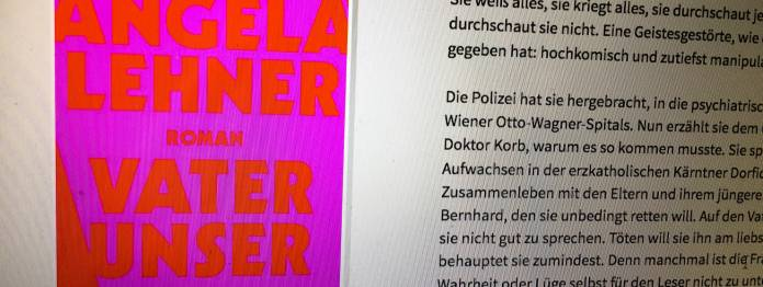 Angela Lehner: Vater unser