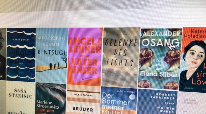 Maltes Meinung: Die Longlist zum Deutschen Buchpreis 2019 (3/5)
