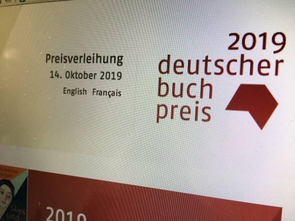 Maltes Meinung: Die Longlist zum Deutschen Buchpreis 2019 (2/5)
