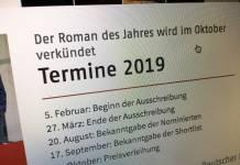 Maltes Meinung: Die Longlist zum Deutschen Buchpreis 2019 (5/5)
