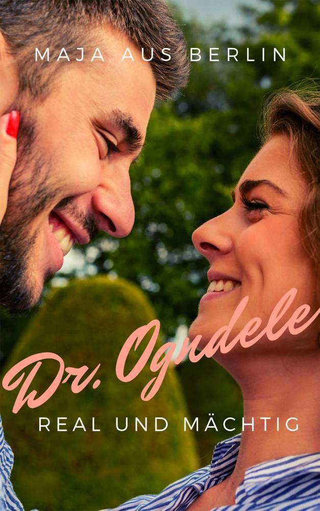 Noch nicht erhältlich: der Roman mit Dr. Ogundele (Klicken, um das Cover anzusehen/Motiv: Canva)