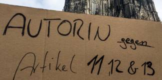 Zweieinhalb Stunden Urheberrechtsreform im Vienna Writer's Podcast