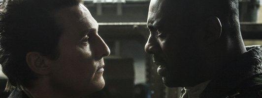 Der Walter (Matthew McConaughey, links) und der Roland (Idris Elba) können sich nicht leiden (Foto: Sony Pictures)