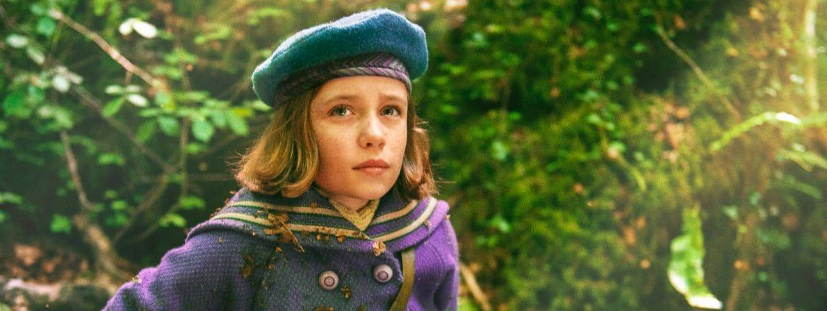 Mary (Dixie Egerickx) im Geheimen Garten (Foto: Studiocanal)