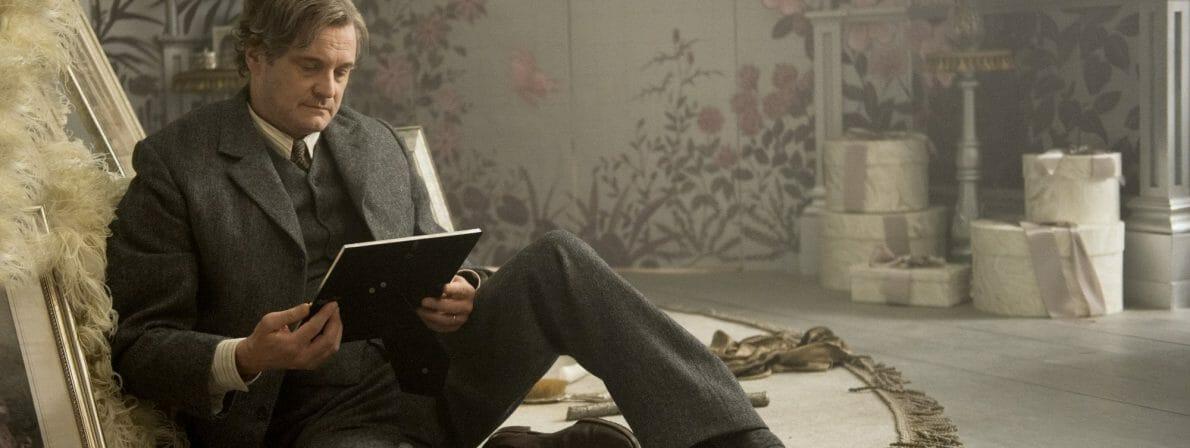 Archibald Craven (Colin Firth) blickt melancholisch auf die Vergangenheit zurück. (Foto: Studiocanal)
