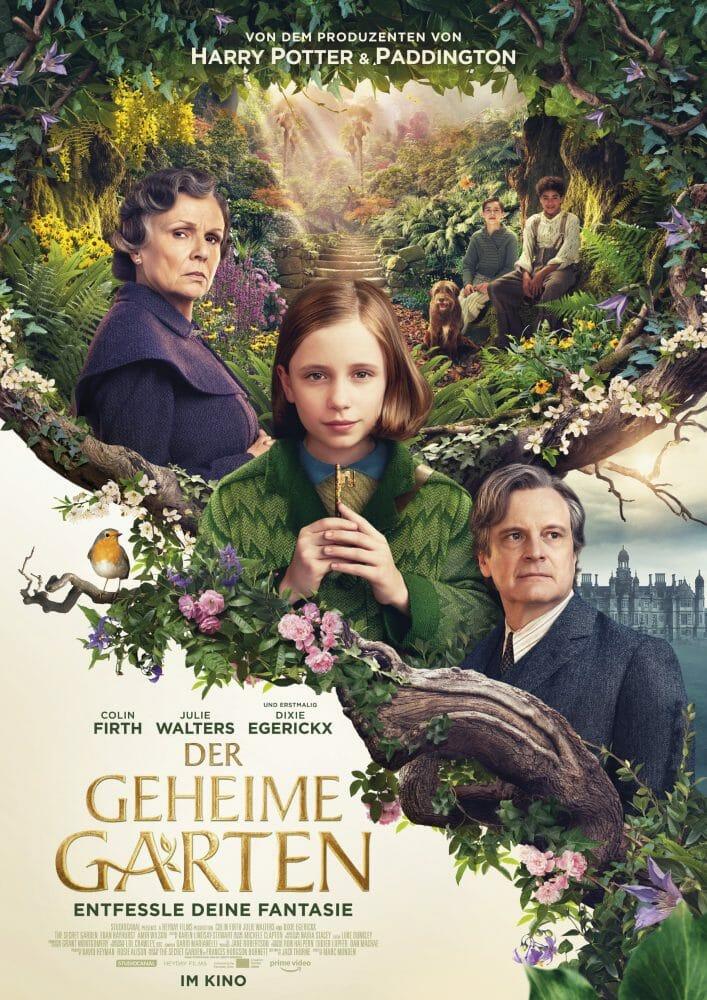 Kinoplakat: Der geheime Garten (Foto: Studiocanal)