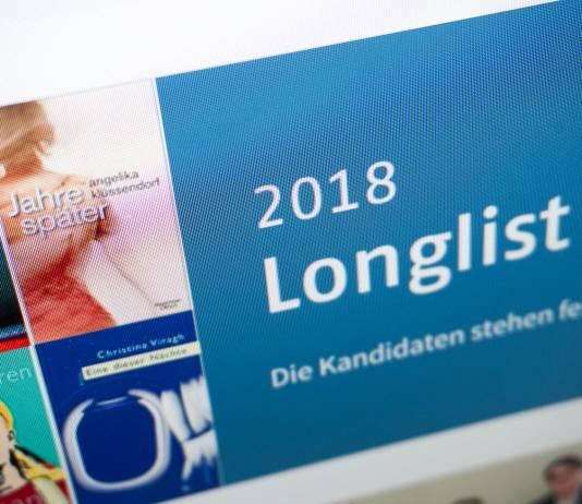 Maltes Meinung: Die Longlist zum Deutschen Buchpreis 2018 (1/5)