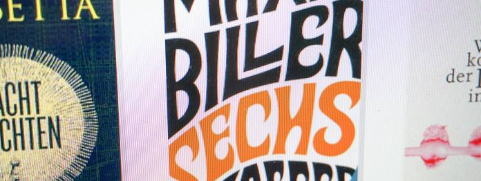 Maxim Biller: Sechs Koffer