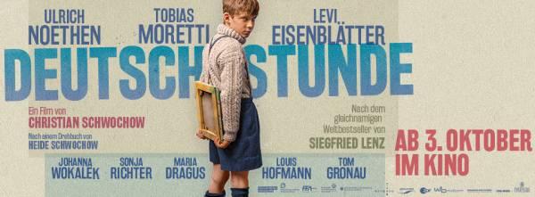 Deutschstunde, die Verfilmung des Bestsellers von Siegfried Lenz kommt ins Kino