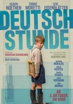 Kinoplakat »Deutschstunde« (Foto: Wild Bunch)