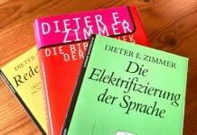 Bücher von Dieter E. Zimmer