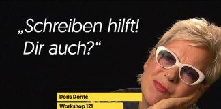 Online-Schreibworkshop nach dem Bestseller »Leben, schreiben, atmen« von Doris Dörrie (Foto: Diogenes/BürgerAkademie)