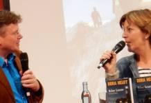 Dora Heldt im Gespräch mit Wolfgang Tischer auf der Leipziger Buchmesse 2016