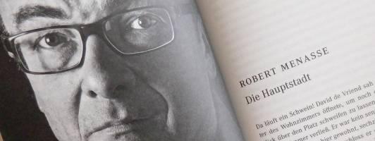 Robert Menasse: Die Hauptstadt