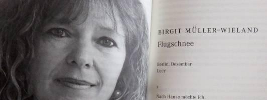 Birgit Müller-Wieland: Flugschnee