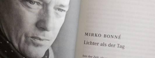 Mirko Bonné: Lichter als der Tag