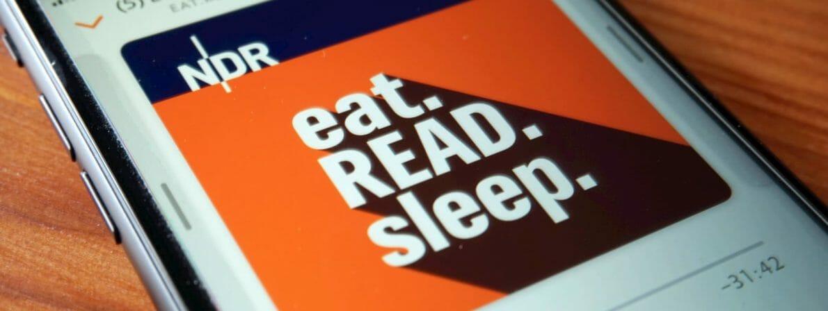 »eat.READ.sleep. – Bücher für dich« - Der Bücher- und Literaturpodcast des NDR
