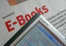eBooks angeblich wieder im Trend