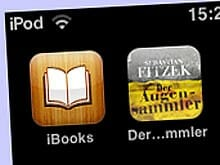 eBooks auf dem iPod touch
