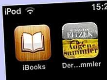 eBooks auf dem iPod touch
