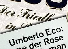 Bücher von Umberto Eco