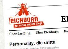 Dominique Pleimling im Gespräch: Wie twittert ein Verlag und warum bloggt Eichborn? - Buchmesse-Podcast 2010