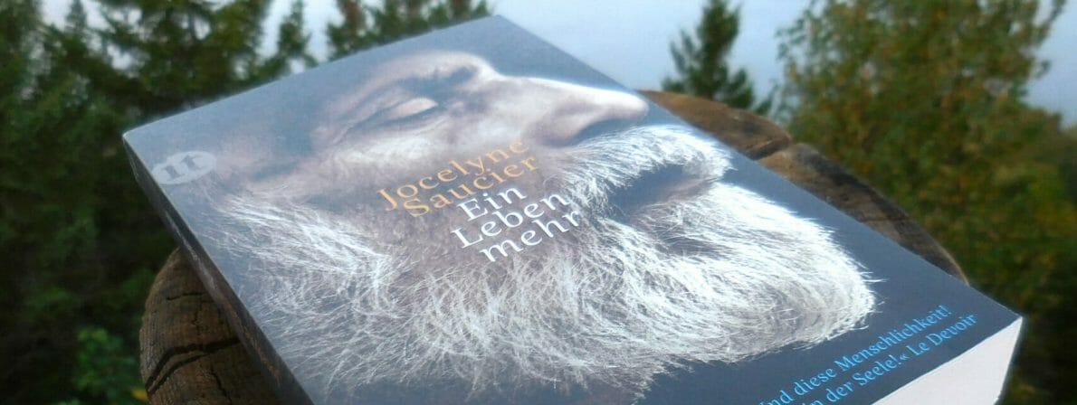 Roman aus Kanada, Roman aus Québec: »Ein Leben mehr« von Jocelyn Saucier