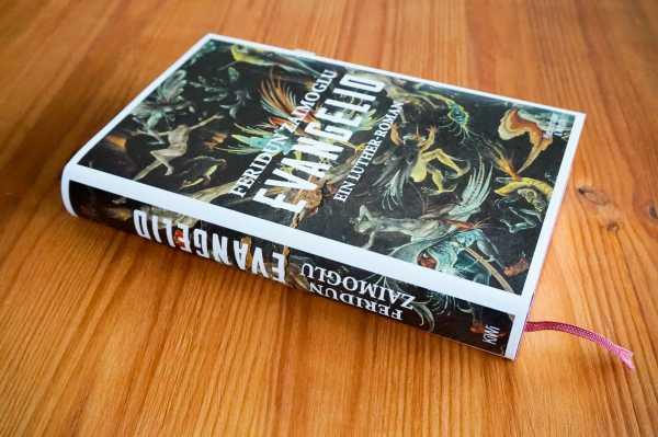 »Evangelio« von Feridun Zaimoglu: Welch ein Luther!