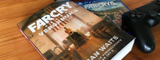 »Far Cry - Vergebung« - Das Buch zum Videospiel