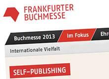 Self-Publishing auf der Frankfurter Buchmesse 2013