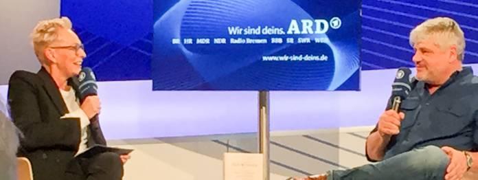 Bärbel Schäfer und Raoul Schrott