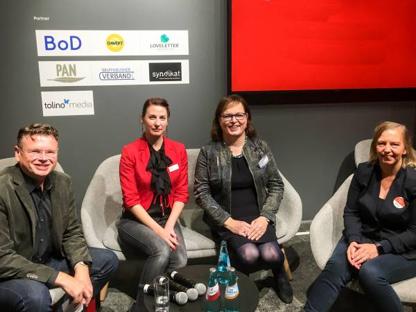 Frankfurt Authors: Plattform-Politik und Upload-Filter: Wie Veröffentlichen und Vermarkten beeinflusst wird