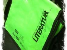 Literaturtagungstaschengrün