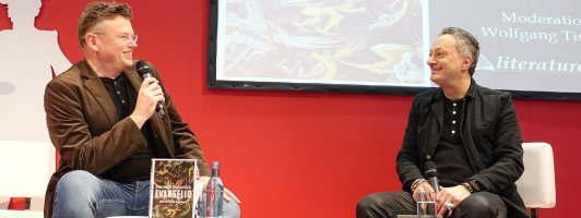 Feridun Zaimoglu über seinen Luther-Roman »Evangelio«: »Ich habe mich in die Bücher geschickt«