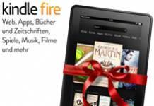 Nur bis Montag: Amazon verkauft den Kindle Fire 30 Euro günstiger