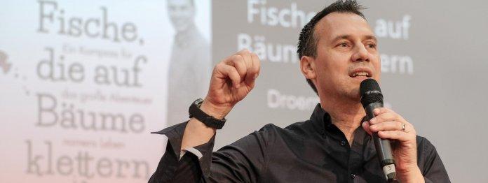 Sebastian Fitzek auf der Leipziger Buchmesse 2019 (Foto: Birgit-Cathrin Duval)