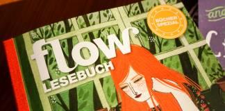 Lesebuch-Kritik: Bücherkuscheln mit der Flow-Frau