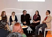 Forum Blog: Mitschnitt der Diskussionsrunde um Blogs und Verlage - Buchmesse-Podcast 2011